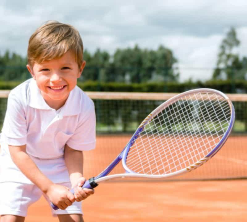 raquettes de tennis pour enfants