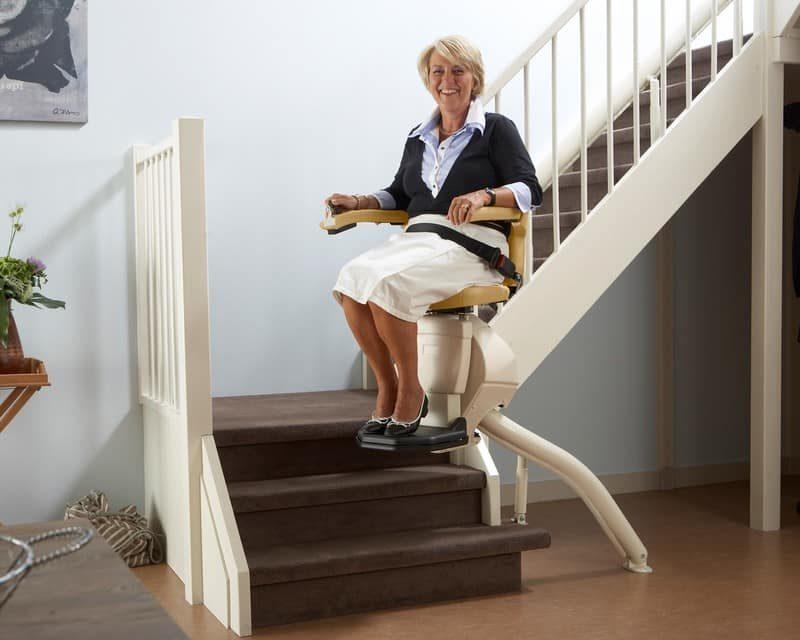 Escalier electrique une sécurité optimale