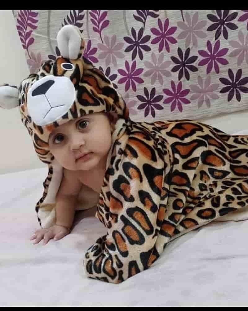 une gigoteuse pour un bebe fille